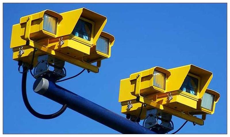 New speed cameras