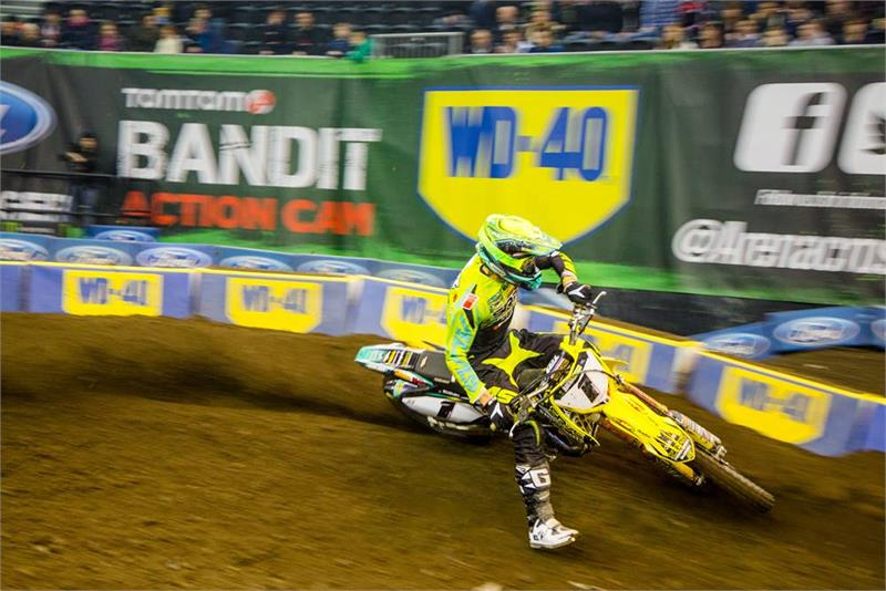 Arencross WD-40