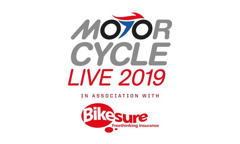 Motorcycle Live 2019 logo