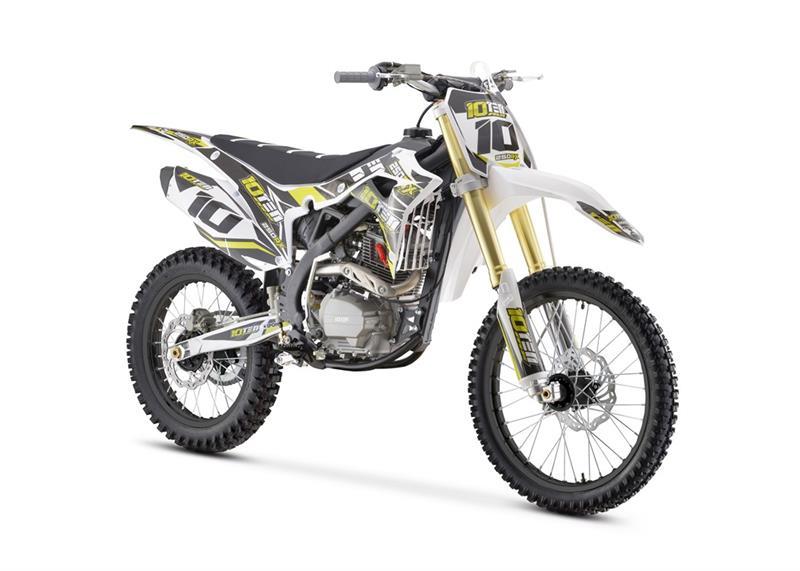 10TEN 250RX
