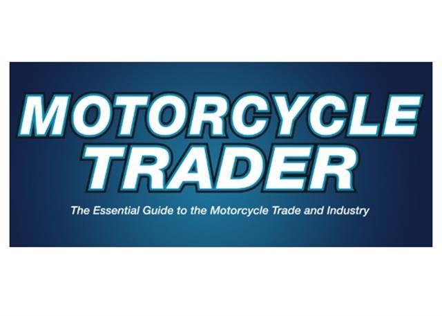 Trader logo in box